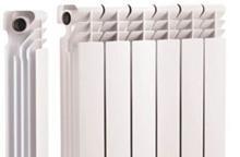 Bimetallic radiator of Heat Line