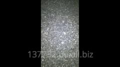 Low-pressure polyethylene the black crushed