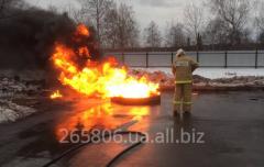 Fire extinguishing powder