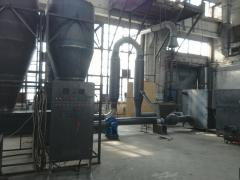 Thermal drying installation for a beer pellet,