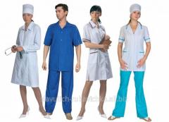Спецодежда для врачей