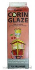 Flavoring additive of Corin Glaze caramel, cherry,