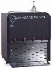 Dispenser cooler of Roller Grill WB 305 wine