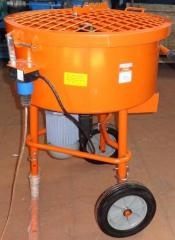 The PMC-175,220 concrete mixer in