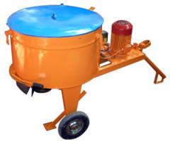 The concrete mixer of forced hashing SB-242-3,