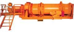 Installation drying drum gas SB-240.10