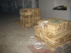 Дощечка деревянная тарная