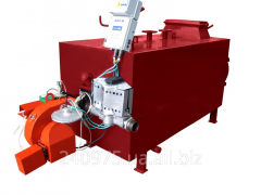 Copper of water-heating zharotrubny 0.5 MW