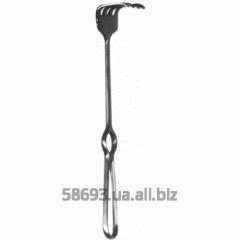 Крючок хирургический четырехзубый тупой №4  К-29