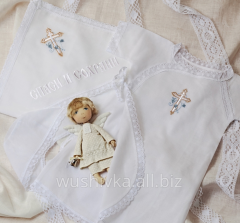 Kryzhma with an embroidery under the order,