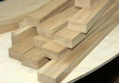 Timber cut oak natural humidity