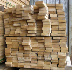 Timber is cut oak