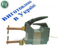 Pincers for spot welding welding pincers of KRAB