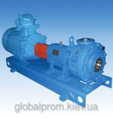 Centrifugal chemical pump AH