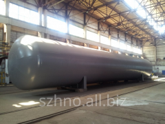Tanks for liquefied petroleum gas (LPG tanks)