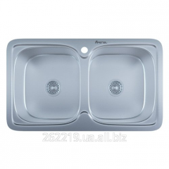 Sink cut-in 401 0,8mm Decor