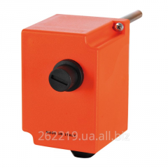Submersible safety thermostat. - Art.612