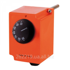 Submersible adjustable thermostat. - Art.611