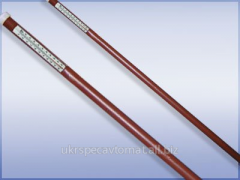 The thermometer glass liquid TTZh-M isp.3 in