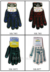 Gloves for work, working gloves Lutsk, Exactly