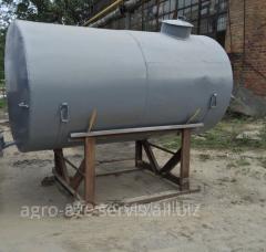 Резервуар для топлива ргс-10