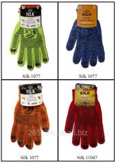 Gloves to plumbers, welders Lutsk, Exactly
