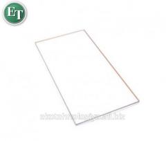 Euro protective glass polycarbonate 90х110