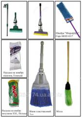 Brushes, mops Lutsk, Exactly