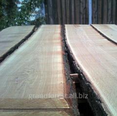 Boards are oak