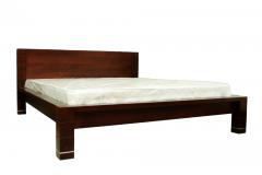 Кровать из дерева Империя
