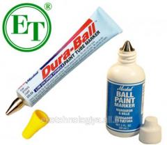 Ball marker of Dura Ball I Ball Pain