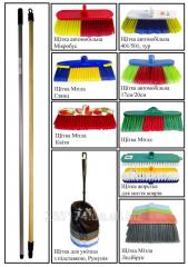 Broom, brush, mop Lutsk, Exactly