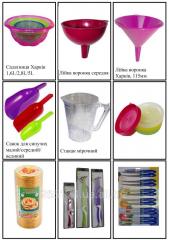 Plastic ware, Lutsk, Exactly
