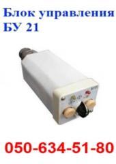 Control unit bu 21 (bu-21)
