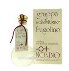 GRAPPA of NONINO CRU MONOVITIGNO FRAGOLINO (in