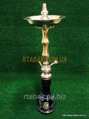 Hookah Egyptian Khalil Mamoon 054 (Brass ingot)