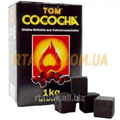Coconut coal Volume Cococha 72 cubes