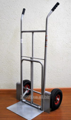 The cart two-wheeled ZR-230 P, Loading capacity is