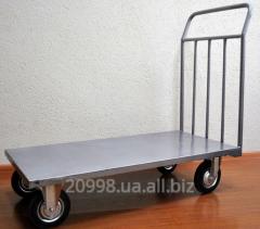 Load trolley platform VPV-4-450/11200