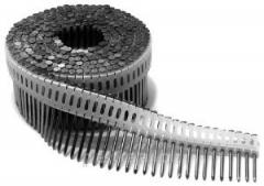 Гвозди для композитной черепицы 50 мм (чёрные) Duo-Fast