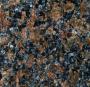 Stone granite. Brown Skif granite of the May Day