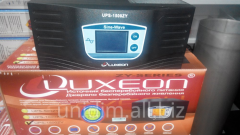 The uninterruptible power supply unit with Luxeon