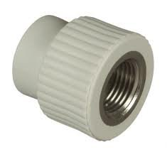 FV Plast adapter with a female metal thread