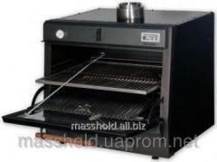 Furnace coal Pira 49 Lux Black