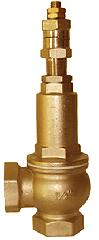 Safety valve Valtec DN 20