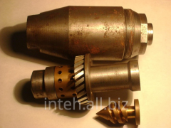 Nozzle for a raspylivaniye of fuel oil, kerosene,
