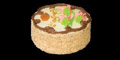Cake of Abrikosk, 1 kg