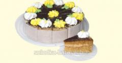 Cake Medovy z lemon ports, 1,2 kg