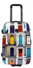Suitcase 2-wheeled SAXOLINE Doors (B07HC.49)