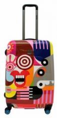 Suitcase 4-wheeled SAXOLINE Fauvism (B06HC.71)